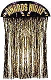 Kitchen & Housewares : Beistle 50119 Awards Night Door Curtain, 4-Feet 6-Inch by 3-Feet