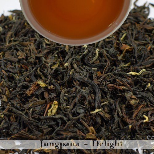 2016 Premium Autumn Teas of Darjeeling 100gm(3.52oz) from (Jungpana). Organic and Black Teas | Darjeeling Tea Boutique