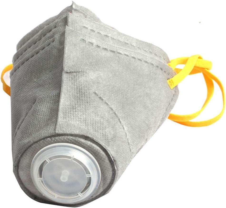 RXM Protección Perro De Mascota Máscara Transpirable Anti-Niebla Ajustable Máscara PM2.5 Boquilla Anti-morder 3-Pack (Size : M)