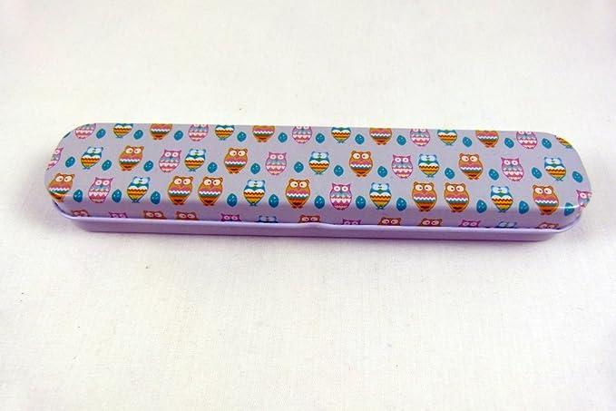 Kawaii Diminuto Animales Diseño caja de lápiz de los efectos de ...