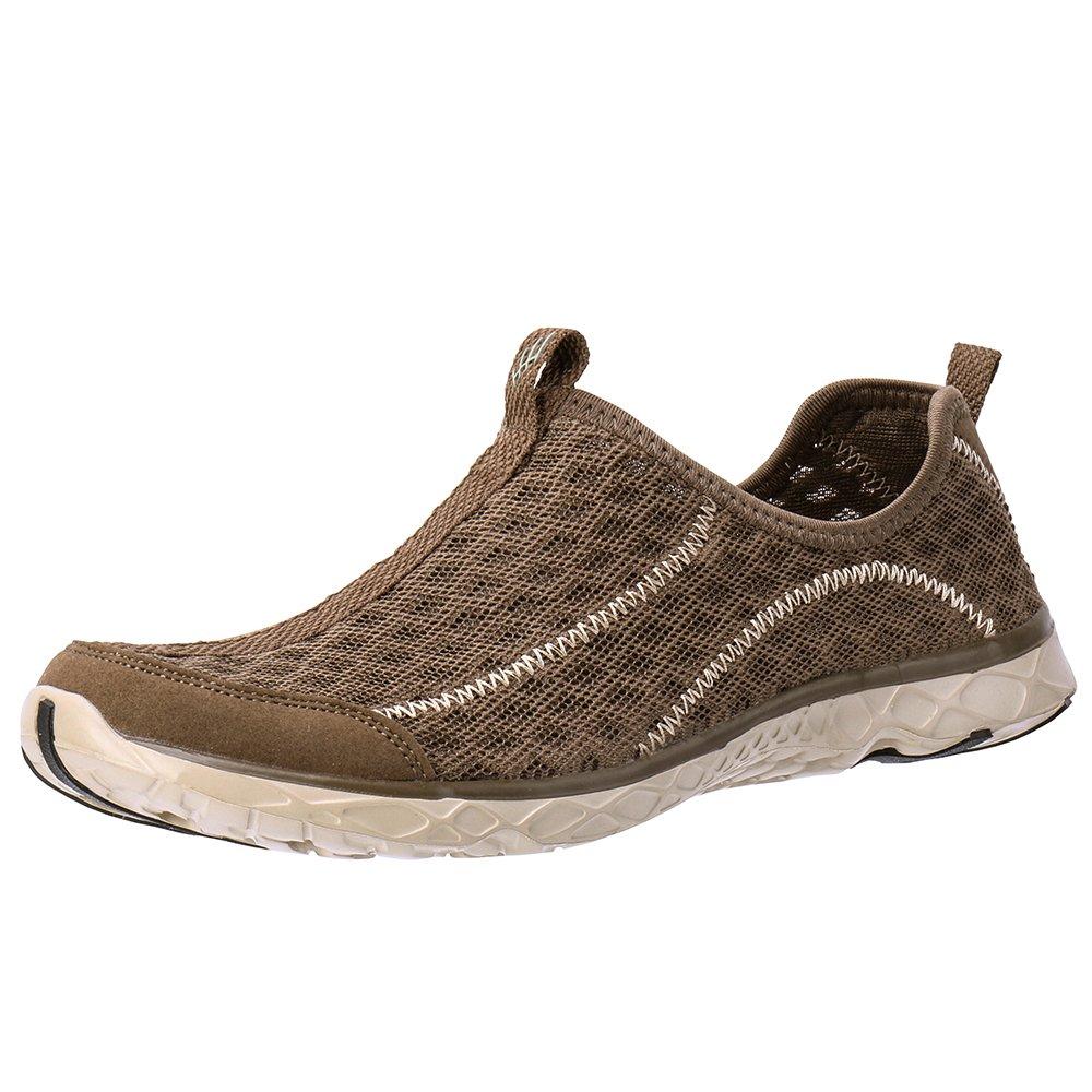 ALEADER Womens Mesh Slip On Water Shoes