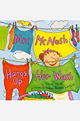 Mrs. McNosh Hangs Up Her Wash Paperback