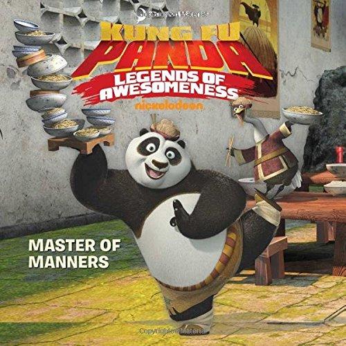 Master of Manners (Kung Fu Panda TV)