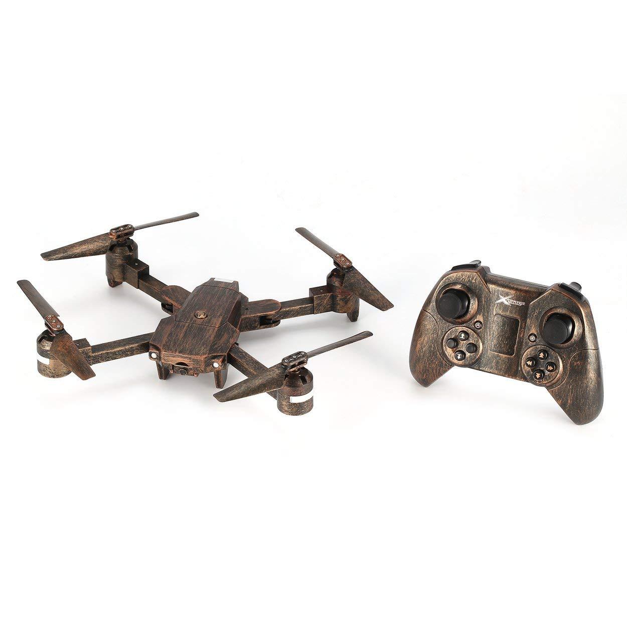 Lorenlli Para Attop X-PACK1 2.4G 4CH Drone RC Aviones Quadcopter ...