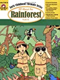 All about the Rainforest, Grades PreK-K, Evan-Moor, 1596730315