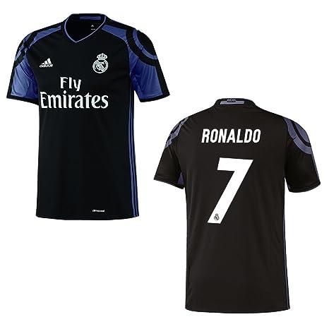 Seconda Maglia Real Madrid 2016