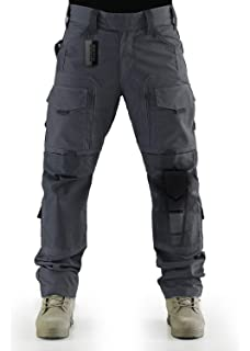 f84779ebcd4a ZAPT Breathable Ripstop Fabric Pants Military Combat Multi-Pocket Molle Tactical  Pants with EVA Knee