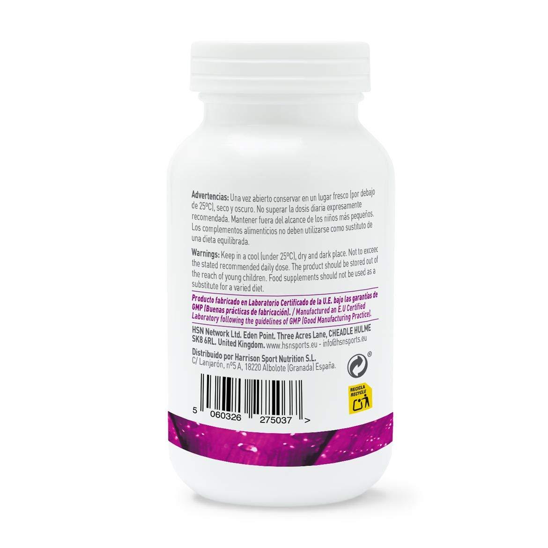 Extracto de Rhodiola Rosea de HSN Essentials - 400mg (3% de Rosavinas)  Sin Gluten, Sin Lactosa, Apto Veganos - 120 cápsulas vegetales: Amazon.es: Salud y ...