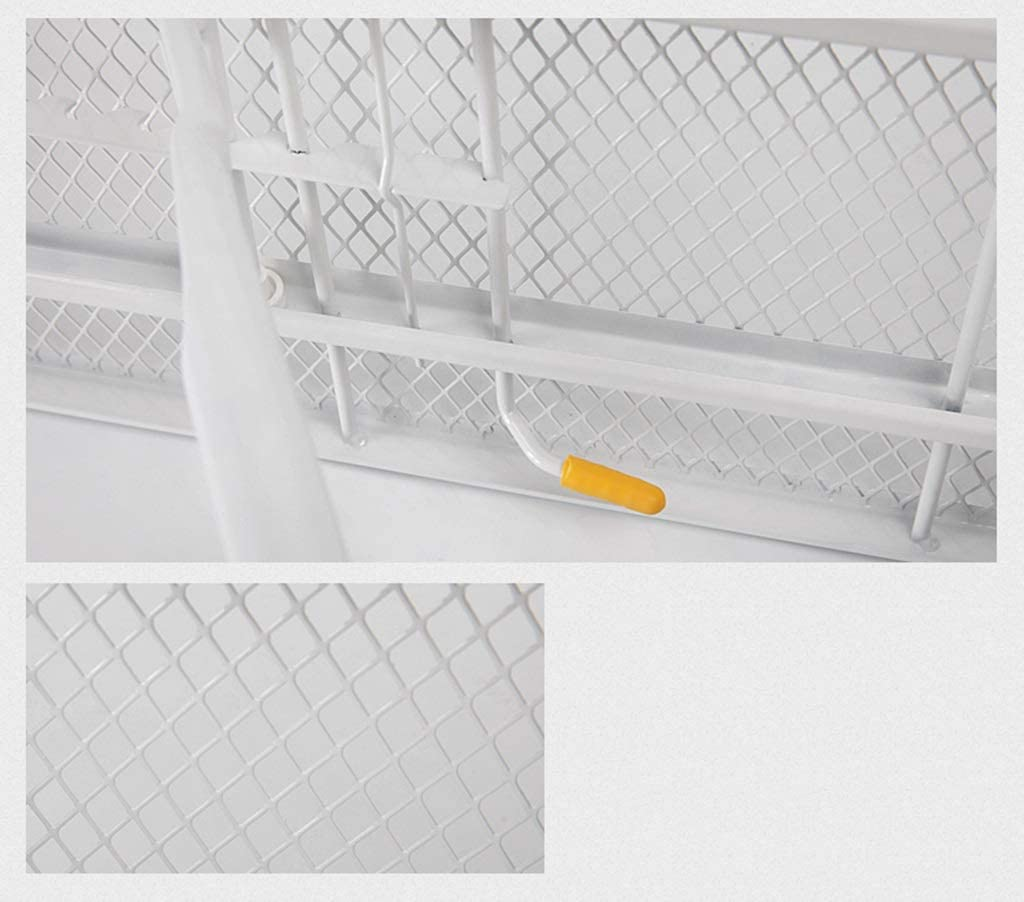Planche à repasser de ménage, Station de repassage légère au sol pliante de chambre à coucher d'économie de l'espace repassant l'étagère, 110 * 31 * 86CM (Couleur : D) D