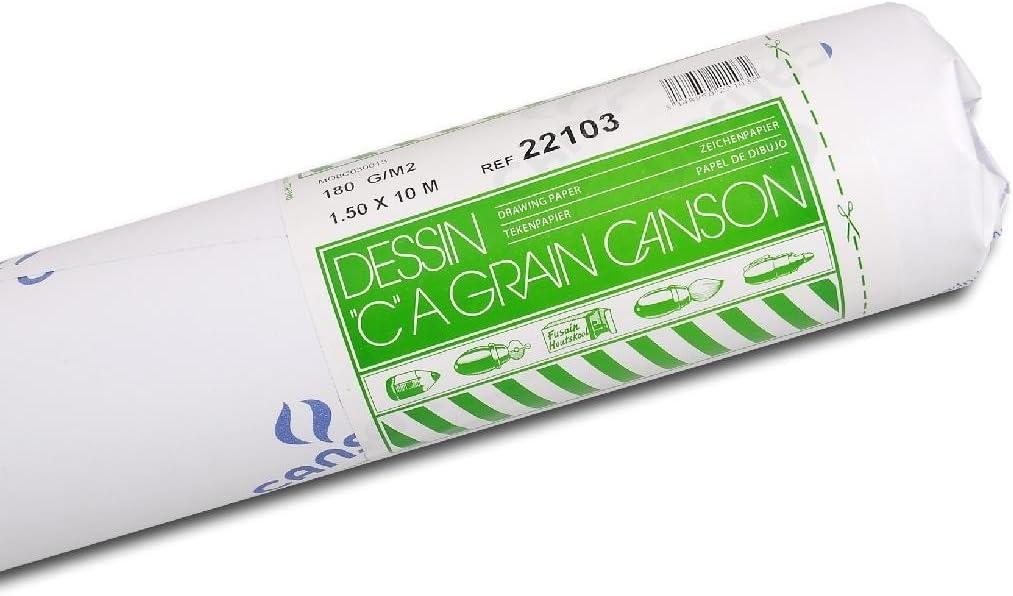 türkis CANSON Seidenpapier-Rolle 20 g// qm 0 m 3148959926648 5 x 5