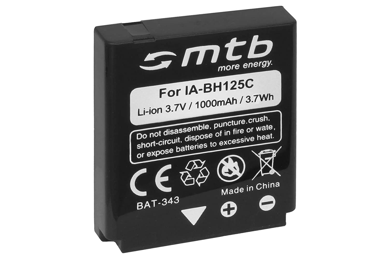 Batería + Cargador doble (USB) para Pentax MX-1, X90 / Ricoh GR, GR II, Caplio R3, R4, R5, GX100 / WG-M1 / Sigma DP3 Merril... - v. lista