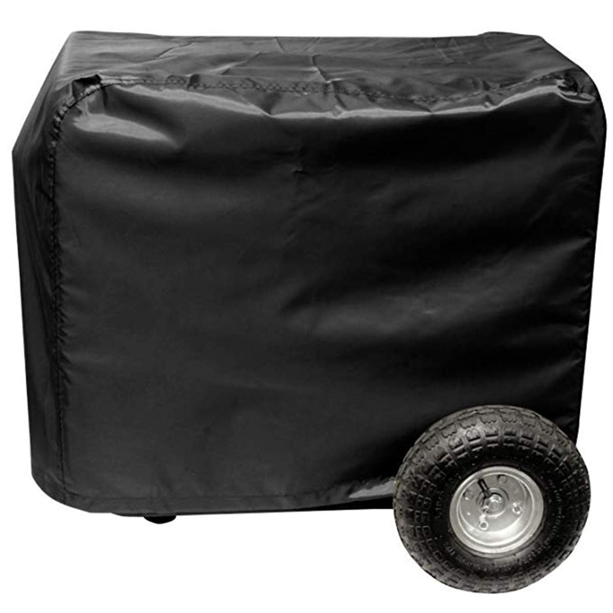 Wakaka Outdoor Generator Cover Water Proof/UV Resistant Generator Cover/Tent with Hook and Loop (32in) by Wakaka