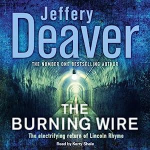 Burning Wire Audiobook