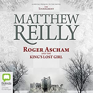 Roger Ascham and the King's Lost Girl Audiobook