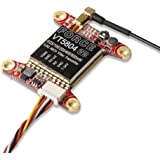 iFlight The Force VT5804 V2 5.8G 48CH 25MW 200MW 600MW Switchable FPV Transmitter VTX Support OSD Frequnecy and Power Tuning Built in MIC LED for FPV Quadcopter Drone