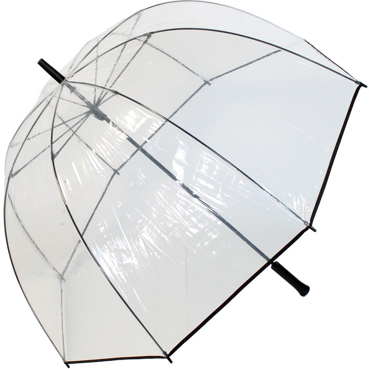 Paraguas con pantalla extra grande adecuado para dos personas.