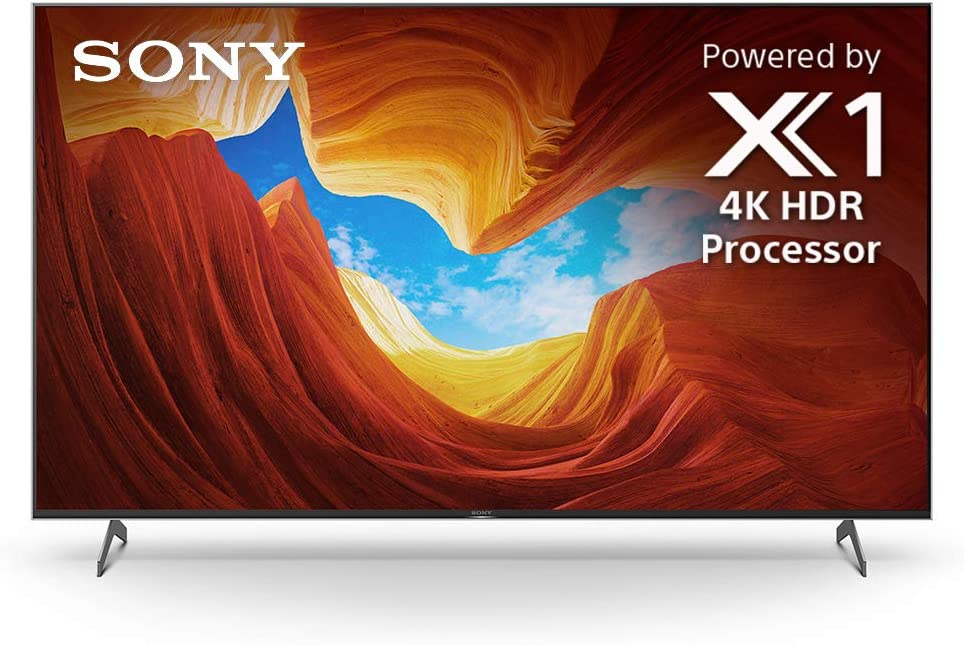 Sony XBR-55X900H 4K Ultra High Definition HDR Full Array LED Smart TV (2020)