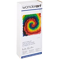 WonderArt - Juego de Ganchos para Cerrojo, Twirl 8 X8, Twirl 8 x8, 1