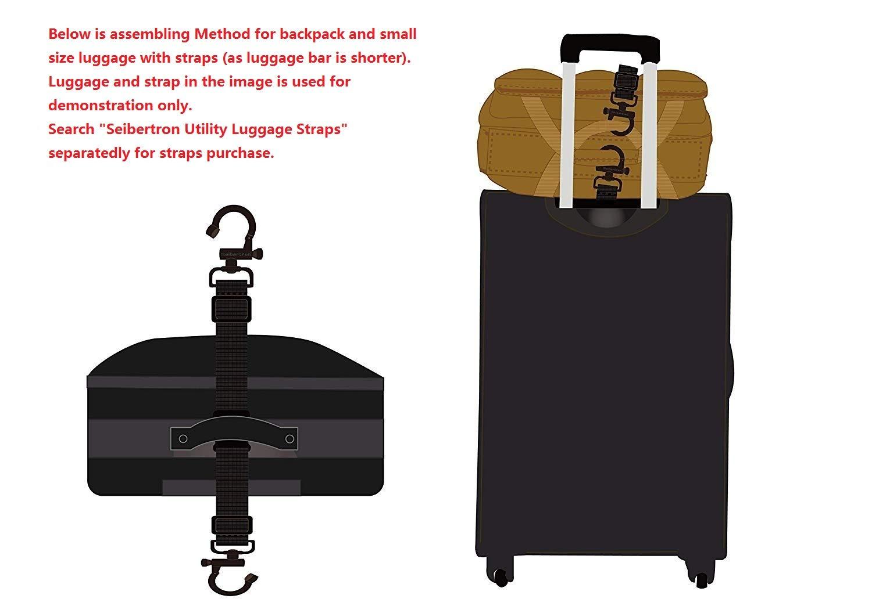 Seibertron PRO Multifunction Mens Military Tactical Outdoor Shoulder Messenger Bag Handbags Briefcase Large Enough for 14.1