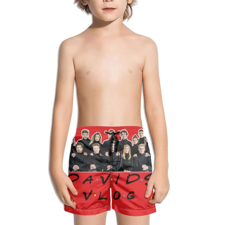 Kids srtings Cool Printed Side Split Swim Shorts