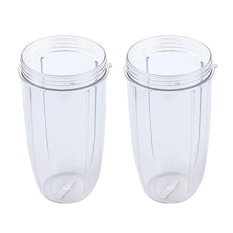 AUTOUTLET - Juego de 2 vasos para batidora de 32 onzas (Z) PCTG de