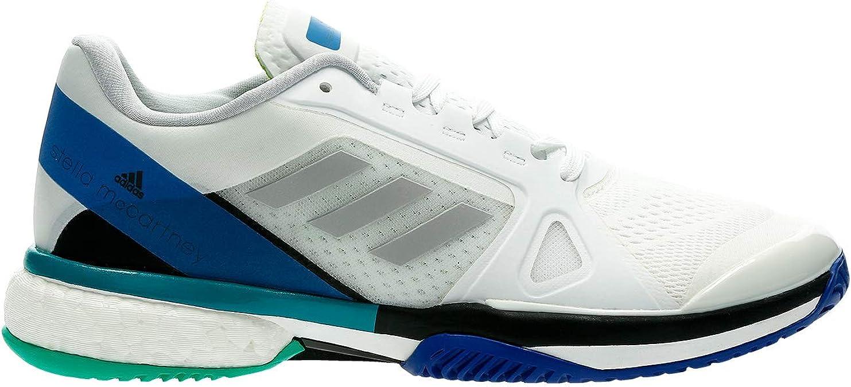 adidas Stella Mccartney Barricade Boost Zapatos de Tenis para Mujer Azul, 36 2/3 EU: Amazon.es: Zapatos y complementos