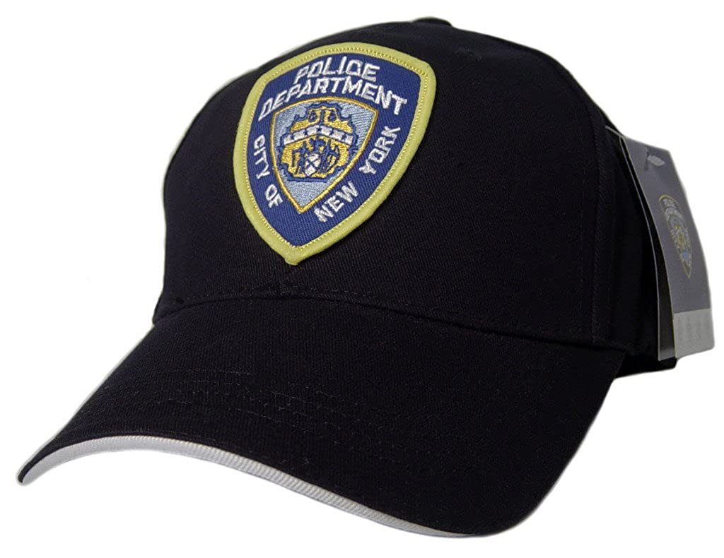 NYPD Baseball Cap Hat Officially Licensed by The New York City Police  Department at Amazon Men s Clothing store  Nypd Sweatshirt 064b90a9c284