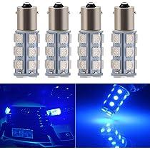 1Pc LED 1156 Lamp COB White 12 SMD 12V Voltage BA15S P21W Car Led Light MEUS