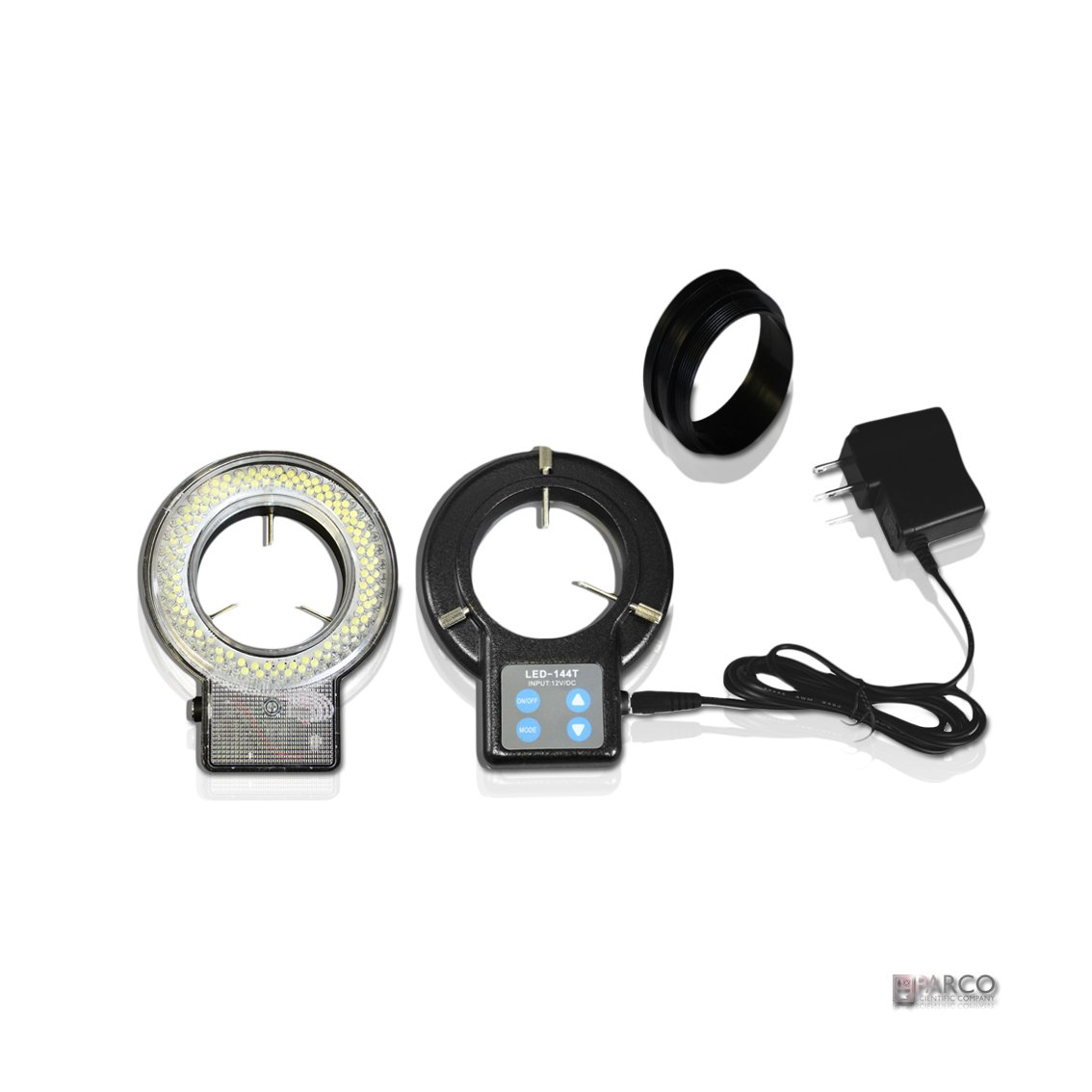 Parco Scientific PMLIFR-08 144-LED Four-Zone Light with Intensity Control by Parco Scientific