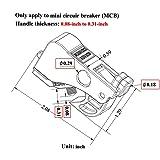 BEIAN-LOCK Mini Circuit Breaker Lockout, Universal