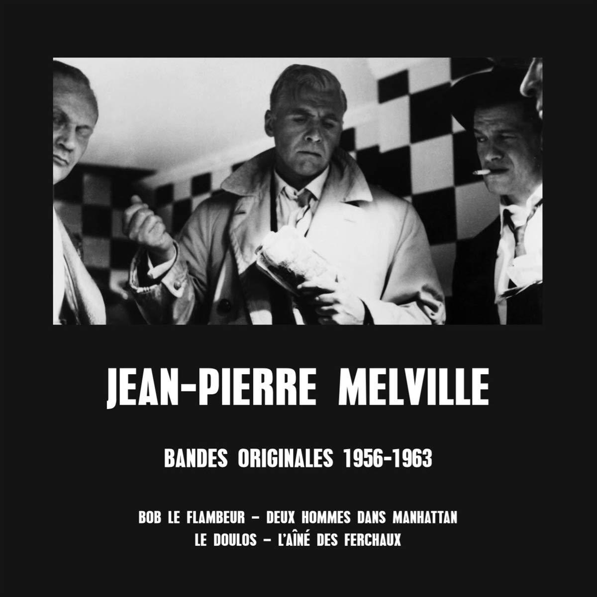Vinilo : MELVILLE,JEAN-PIERRE - Bandes Originales 1956-1963 /  O.s.t. (LP Vinyl)