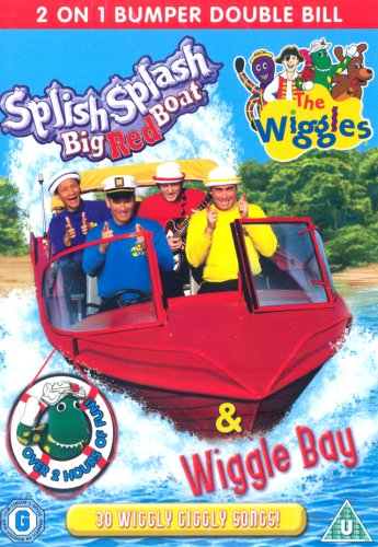 Wiggles - Splish Splash, Big Red Boat / Wiggle Bay ()