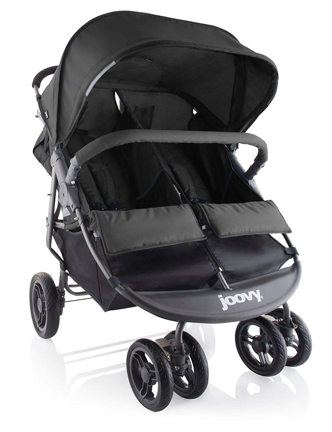 Joovy scooter X2 Double stro9ller, stroller for twins Best Double Stroller Review