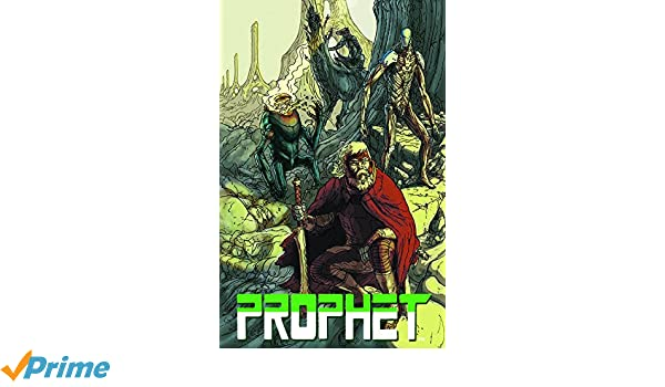 Prophet Volume 3: Empire: Amazon.es: Brandon Graham, Simon ...