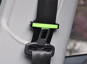 Belt Strap Clamp Shoulder Neck Comfort Seatbelt Adjuster Clip Seat Belt Buckle
