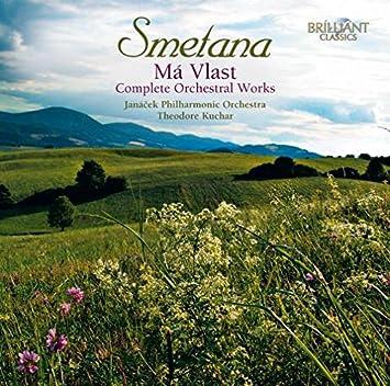 スメタナ:管弦楽作品全集 (Smetana: Complete Orchestara) (3 CD)