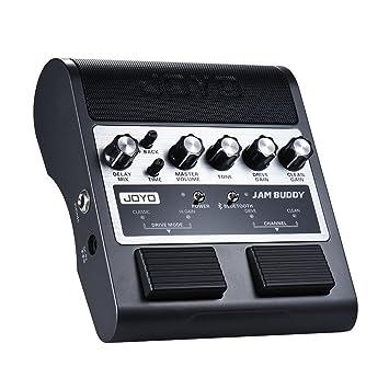 JOYO Amplificador de la Guitarra Recargable Portátil BT 4.0 Canal Dual 2 * 4W Estilo de