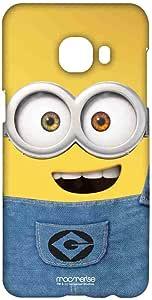 Macmerise Denim Minion Sublime Case For Samsung C5