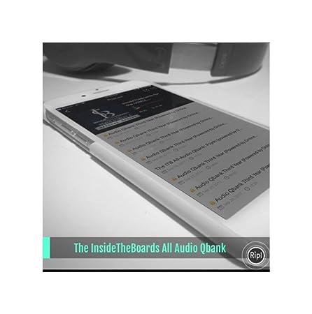Amazon com : ITB All-Audio Qbank for the USMLE, COMLEX & Med School