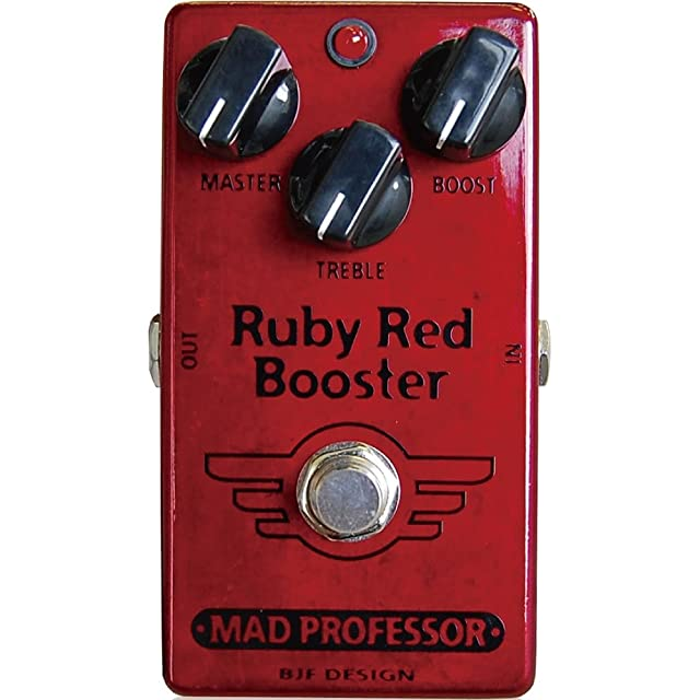 リンク:Ruby Red Booster