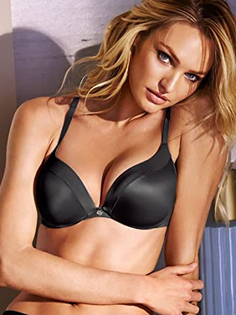 eb4aaffc32ad7 Victoria's Secret So Obsessed Add-1 1/2-Cups Push Up Bra 36B Black ...