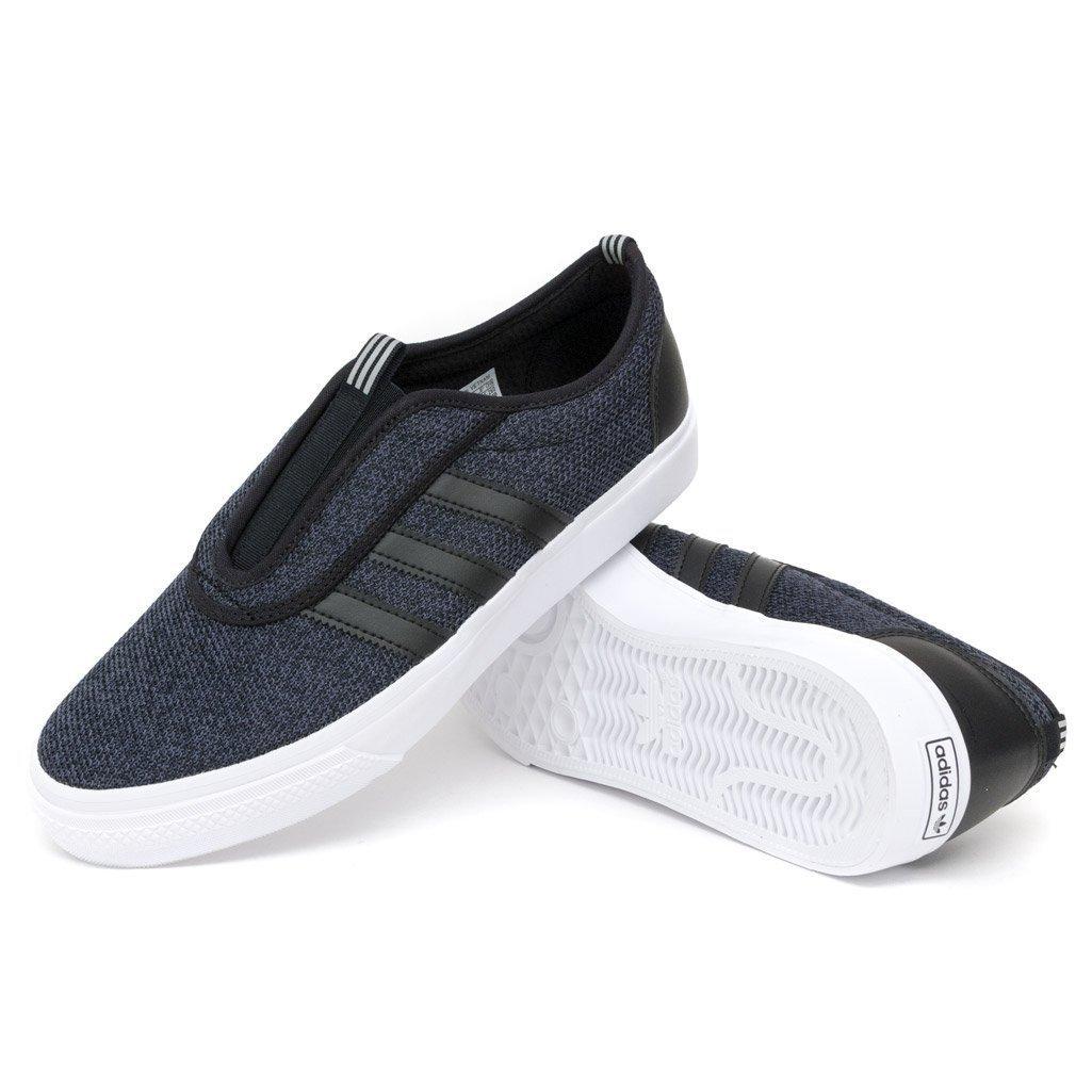 Adidas Adi-Ease Kung-Fu, Zapatillas de Skateboarding Unisex Adulto 43 1/3 EU|Negro (Negbas / Grpudg / Ftwbla 000)