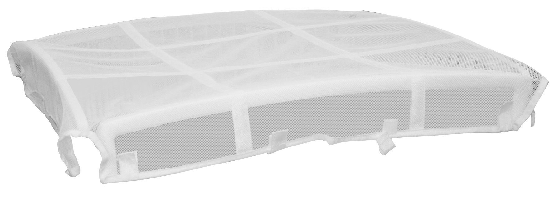 IRIS Mesh Security Roof, designed for use with the IRIS 24'' 4-Panel Pet Playpen