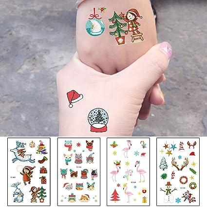 Tatuaje temporale para niños,Tumao 15 hojas Tatuajes Pegatinas de ...