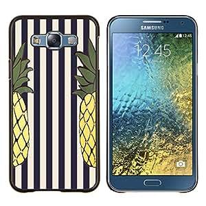 Dragon Case - FOR Samsung Galaxy E7 E7000 - person needs is a hand - Caja protectora de pl??stico duro de la cubierta Dise?¡Ào Slim Fit