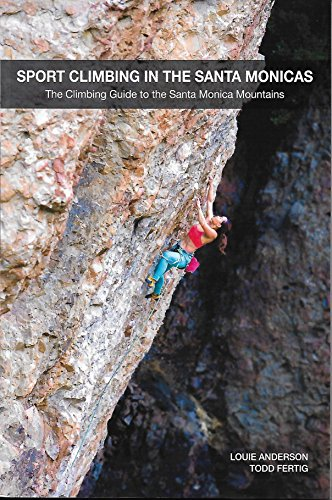 Sports Santa - Sport Climbing in the Santa Monicas
