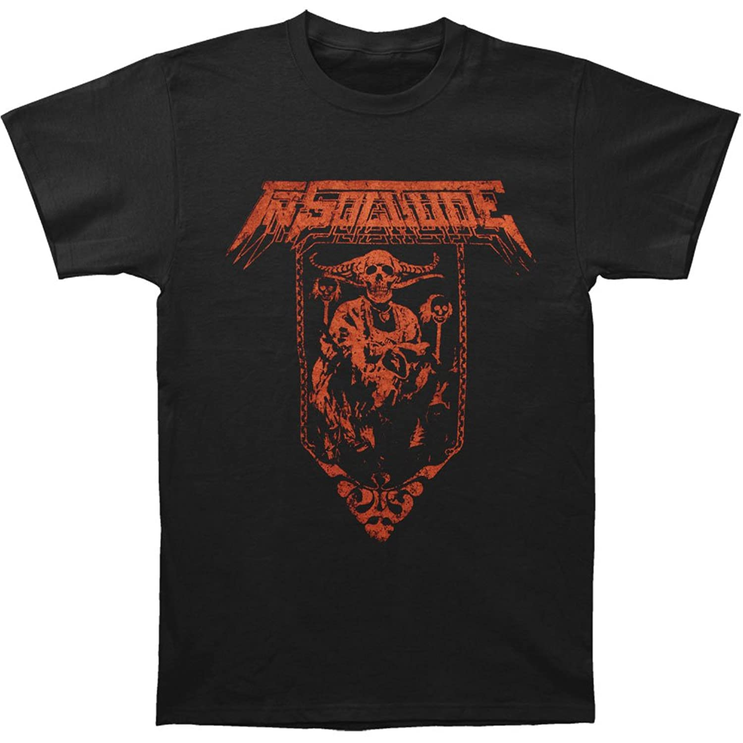 In Solitude - Mens Death T-Shirt