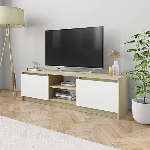 UnfadeMemory Mueble para TV Moderno,Mesa para TV,Mueble de hogar ...