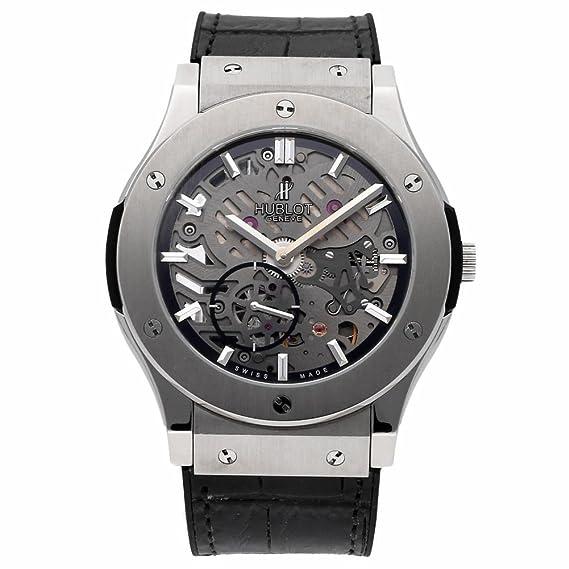 Hublot 515.NX.0170.LR - Reloj mecánico de mano para hombre (