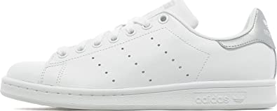 stan smith womens silver